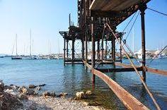 Historical bridge Lavrion