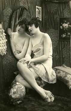 1920's Beauty Artist Unknown