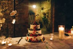 M+D in July 2015 – Planting-a-Cypress ceremony and relaxed outdoor party  
