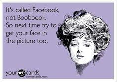 Facebook not Boobbook