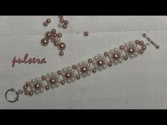 The sterling silver bracelets have actually been popular amongst females. These bracelets are offered in various shapes, sizes and designs. Diy Bracelets Easy, Handmade Bracelets, Handmade Jewelry, Beaded Bracelets, Diy Schmuck, Schmuck Design, Bracelets En Argent Sterling, Diy Collier, Beaded Jewelry Patterns