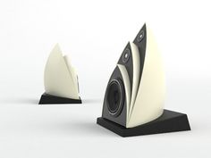 MadeByMakers - Utzon Speaker Desgin inspired by the Sydney Opera House