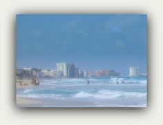 I don't know if it's just the chance to send sunny cards or the memories of the vacation..either way..  Instant Download Beach Scenes / Note Cards / by GrammiesDrawers, $8.00