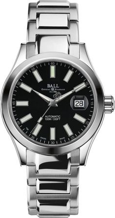 Ball Watch Company Engineer II Marvelight Black #bezel-fixed #bracelet-strap-steel #brand-ball-watch-company #case-depth-13-15mm #case-material-steel #case-width-40mm #date-yes #delivery-timescale-1-2-weeks #dial-colour-black #gender-mens #luxury #movement-automatic #official-stockist-for-ball-watch-company-watches #packaging-ball-watch-company-watch-packaging #style-dress #subcat-engineer-ii #supplier-model-no-nm2026c-s6j-bk #warranty-ball-watch-company-official-2-year-guarantee…
