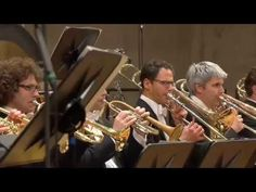 Happy Birthday Orchestra. It's wonderful and all, but this version that I found on YouTube cuts off too soon. Watch THIS one instead: https://www.facebook.com/BRSO/videos/10153850764852232/ Claus-Dieter Ludwig - Happy Birthday Variationen, 4th Movement (Schott)