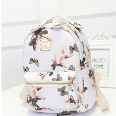 e17889c42cb1 Main Material  PUDecoration  FlowersGender  WomenPattern Type   FloralCarrying System  Resin MeshBackpacks Type  SoftbackClosure Type   ZipperLining Material  ...