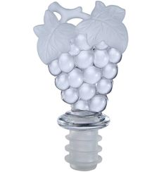 Grape Wine Stopper For Every Wine Bottle in style ONLY $2.49