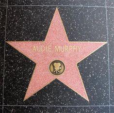 Hollywood Star Walk | audie murphy s walk of fame star hollywood california hollywood