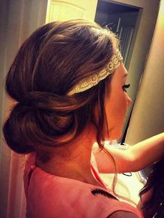 Bun is the most comfortable hairstyle for long hair and it is so versatile that you can sport different bun styles for lots of different occasions.........