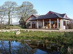 Operation lure Otter over to visit - Ard Nahoo Eco retreat Leitrim
