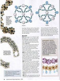 scheme/pattern adaption necklace - 3