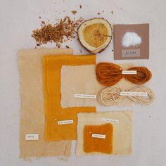 natural dye| Folk Fibers
