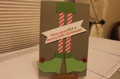My favorite - Elf card