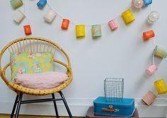 Guirlande lumineuse Mimilou - Mimilou, Mes Habits Chéris - kidstore Récréatif - Décoration enfant