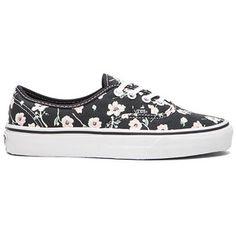 Vans Authentic Vintage Floral Sneaker Shoes
