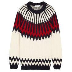 Chloe Graphic Sweater