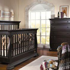 Capretti Design Toscana Convertible Crib Set