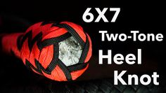 3 Pass, 6x7 Turks Head Heel Knot Tutorial - Nick's Whip Shop