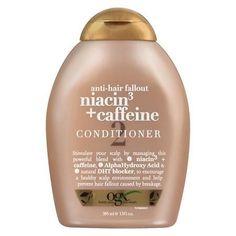 OGX Anti-Hair Fallout Niacin3 & Caffeine Conditioner - 13 oz.