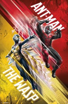 Another NEW promotion image of Ant-Man and The Wasp - Marvel Comics Marvel Comic Universe, Marvel Dc Comics, Marvel Heroes, Marvel Cinematic Universe, Marvel Avengers, Marvel Fight, Comic Movies, Marvel Movies, Evangeline Lily
