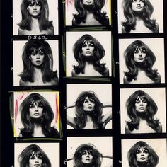 DOCUMENTARYBEAUTY But how do you possibly choose only one? #inspiration #documentbeautyloves #jeanshrimpton Jean Shrimpton, Mona Lisa, Polaroid Film, Artwork, Hair, Inspiration, Beauty, Beleza, Work Of Art