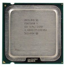 Intel Pentium 4 651 3.40GHz 800MHz 2MB Socket 775 CPU by Intel. $199.95. This Intel Pentium 4 Socket 775 processor 651 with Hyper-Threading technology is designed to deliver performance and reliability for your computing needs!This Pentium 4 CPU operates at 3.40 GHz clock speed and features 800 MHz bus speeds and 2 MB L2 Cache . Upgrade today!