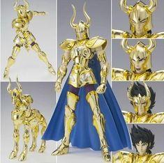 #transformer toy model of saint seiya saint seiya capricorn shura ex2.0