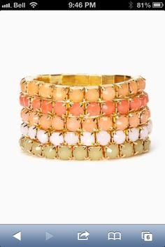 Reitmans bracelet.