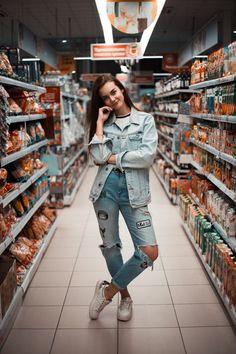 supermarket look