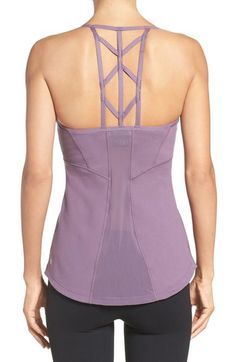Zella Tank with built in bra size small available at #Nordstrom