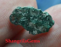 #bluediamond #bluediamonds #shangrilagems #roughdiamonds 2.97ct 14.5mm blue green rough diamond slice 14.5 by ShangrilaGems