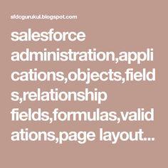 Salesforce Book (salesforcebook) on Pinterest