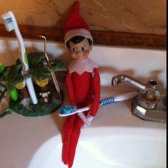 elf on the shelf ideas | Elf on the Shelf ideas | Merry Christmas