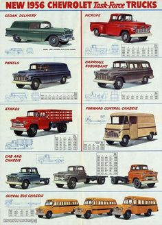 Chevy trucks aficionados are not just after the newer trucks built by Chevrolet. They are also into oldies but goodies trucks that have been magnificently preserved for long years. Gmc Trucks, Chevrolet Trucks, Diesel Trucks, Cool Trucks, Pickup Trucks, Lifted Trucks, 1957 Chevrolet, Chevrolet Impala, Gmc Suv