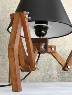 Tripod  character lamp office lamp spider lamp tripod
