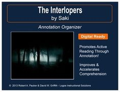 Irony of the interlopers