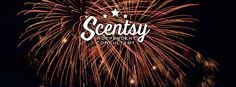 #Scentsy #Fireworks #Banner #CoverPhoto #Celebrate #June2016 #FourthofJuly