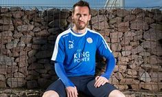 Christian Fuchs: Claudio Ranieri came to my birthday party twice hes a great character Leicester City Football, Leicester City Fc, Christian Fuchs, King Power, Graphic Sweatshirt, Foxes, Sweatshirts, Birthday, Party