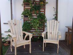 Cadeira de Adirondak