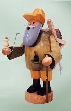 KWO Woodsman Smoker