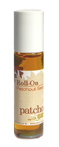 www.patchouligarden.com                      patchouli sandalwood roll on perfume oil