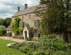 The sale of six-bedroom Ampney Knowle in the Cotswolds looks set to make Liz Hurley a profit of £3million
