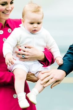 As Maravilhas da Maternidade: Pequeno Príncipe George