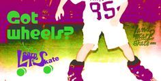 Got Wheels? Learn to #Skate Starts October 11. Easy SignUp.