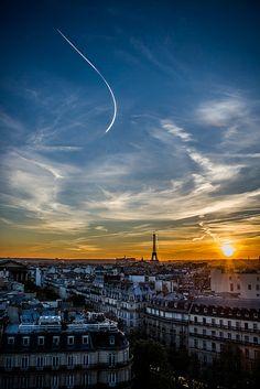 Paris the beautiful