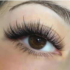 Are These Makeup Trends Worth The Hype? Are These Makeup Trends Worth The Hype? Makeup Trends, Makeup Ideas, Makeup Tips, Makeup Goals, Eyelash Extensions Styles, Volume Lash Extensions, Natural Looking Eyelash Extensions, Semi Permanent Lashes, Semi Permanent Eyelash Extensions