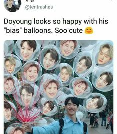 then I don't know what am I doing with my life. K Pop, Nct 127, Johnny Seo, Nct Doyoung, Nct Life, Funny Kpop Memes, Day6, Winwin, Kpop Groups