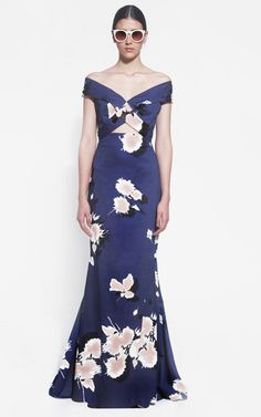 Johanna Ortiz Spring/Summer 2015 Trunkshow Look 13 on Moda Operandi