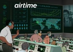 Llega Airtime, nueva plataforma de videochat