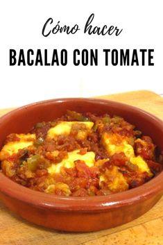 Spanish Food, Spanish Recipes, Fish Recipes, Food To Make, Chili, Salmon, Soup, Baking, Dinner